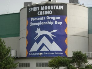 Spirit Mountain Casino Wall Poster
